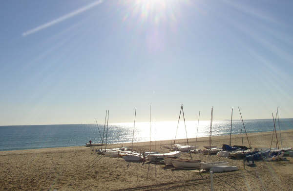 Montgat Beaches  Welcome to Maresme!
